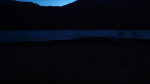 lacul sf ana noaptea