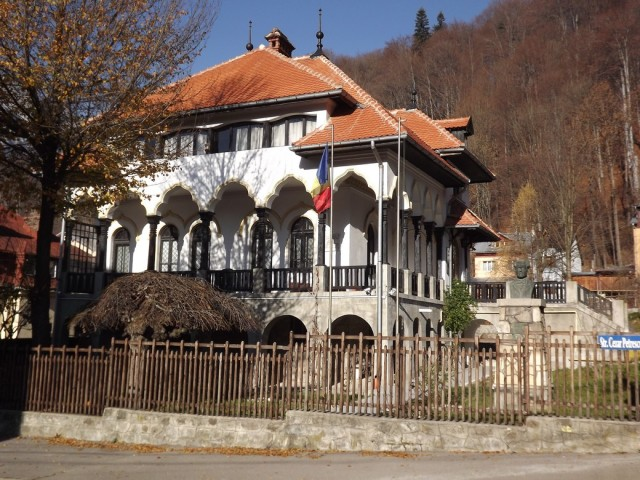casa cezar petrescu