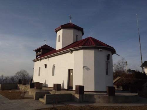 manastirea cornu