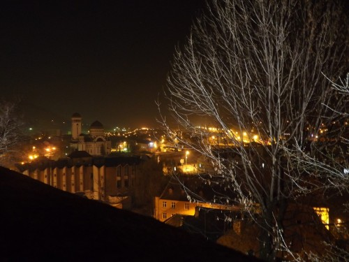 sighisoara noaptea