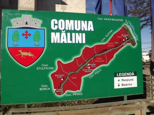 comuna Malini