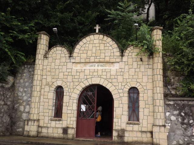 pestera Sfantului Apostol Andrei