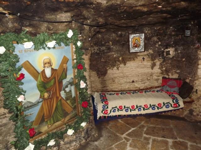 patul sf apostol Andrei
