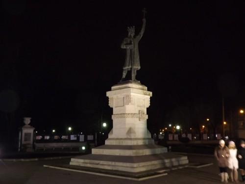 statuie stefan cel mare