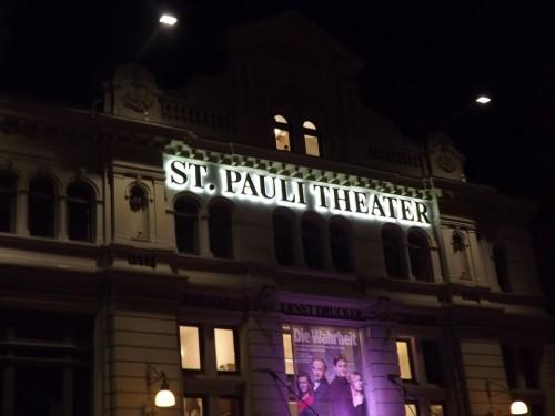 st pauli Theatre