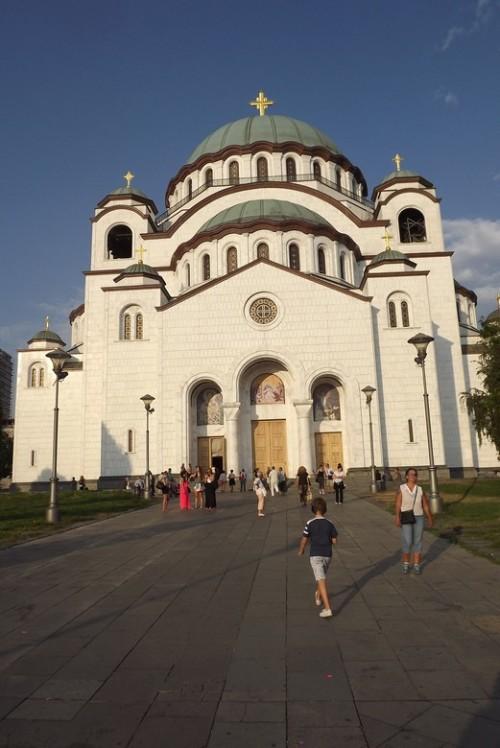 Sf. Sava Belgrad