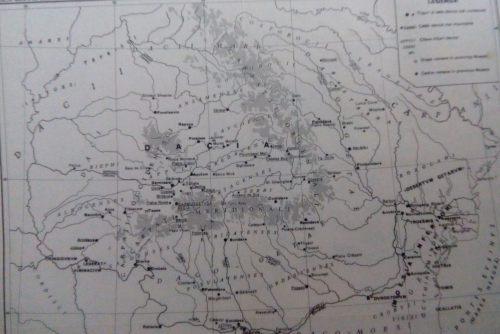 harta cetati dacice