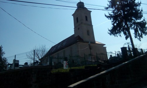 biserica reformata hunedoara