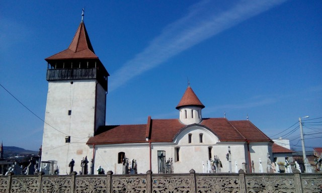 biserica sf nicolae hunedoara